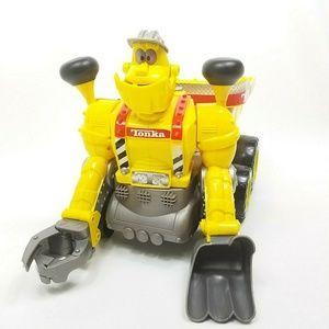 """2000 Hasbro Tonka My Talking Truckbot 14"""" Truck"""